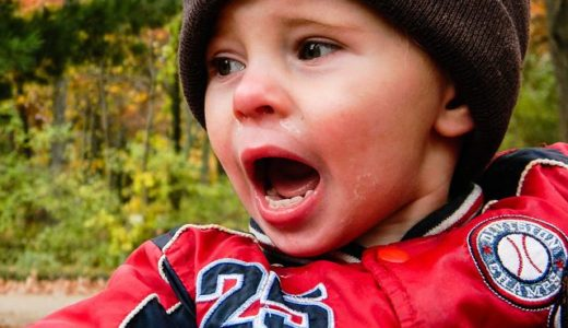 親のイライラは赤ちゃんにも伝わっていた!?知っておくべき子供に及ぼす影響とは?