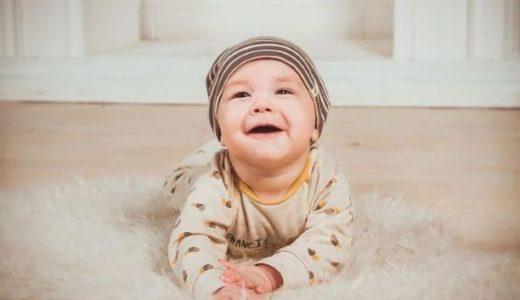 赤ちゃんにとってハイハイは超大切!少しの工夫で簡単お部屋作り!?