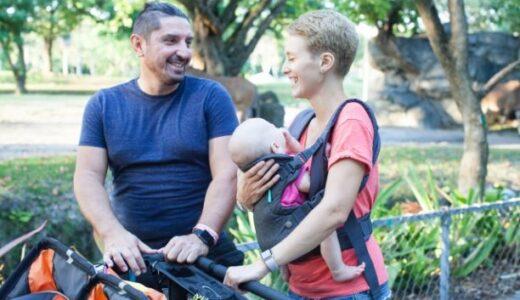抱っこ紐VSベビーカー、賢い使い分けで赤ちゃんとママの負担を軽減