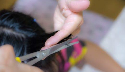 ドキドキ!自宅で初めてのカット!赤ちゃんの髪はいつ切るのが正解?