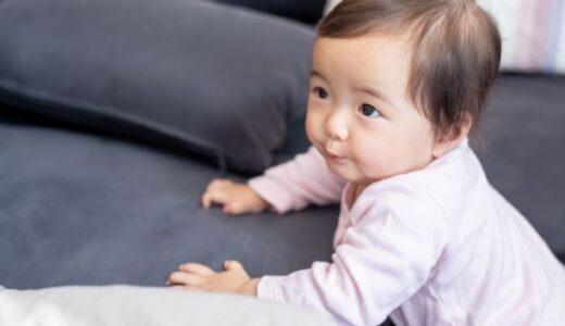 1歳過ぎた子供の寝つきが悪いのは、もしかしたら生活リズムが原因かも?