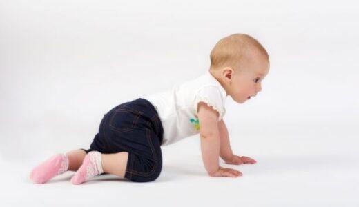 赤ちゃんがハイハイするのはいつから?実はその期間も注目して欲しい