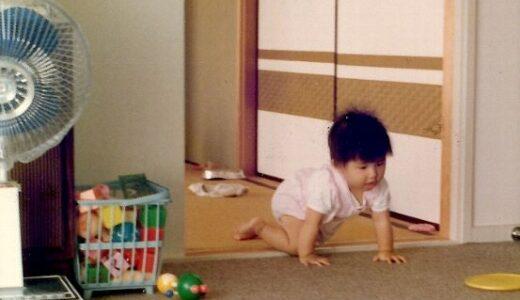 赤ちゃんにハイハイさせたい!部屋が狭いなら直線と円を活用しよう!