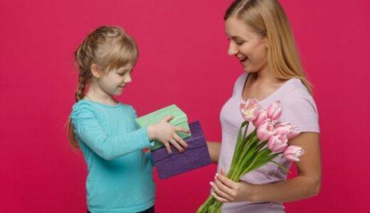 母の日のおすすめプレゼント!子供でも作れる簡単手作りギフト3選!