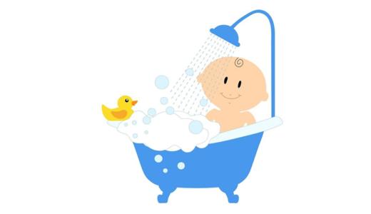 赤ちゃんのお風呂!ワンオペだって大丈夫!便利なグッズやコツ【前編】