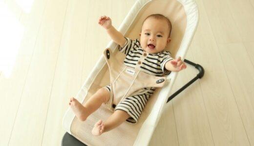 赤ちゃんの寝かしつけにバウンサーは便利だけど…必ず知るべき用途と注意点!